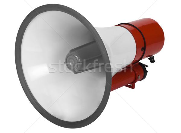 мегафон звук электрических сообщение Сток-фото © imagedb