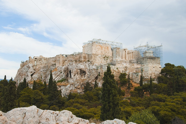 Citadela Acrópole Atenas Grécia construção Foto stock © imagedb