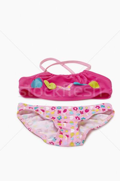 Top трусики розовый белье фотографии Сток-фото © imagedb