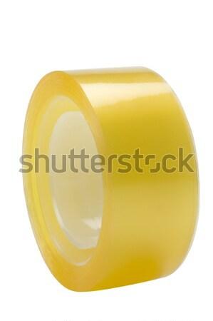 катиться лента пластиковых круга Сток-фото © imagedb