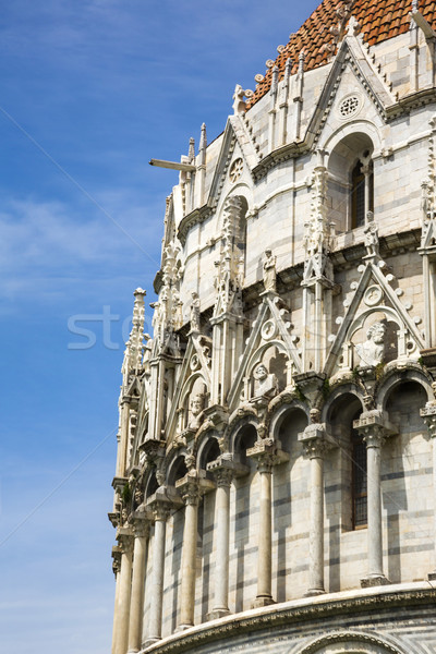Low angle view of a religious building Stock photo © imagedb