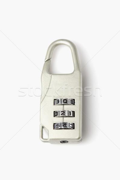 Serrure à combinaison studio sûr protection photographie Photo stock © imagedb
