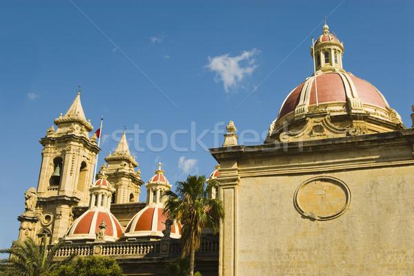 Görmek kilise seyahat mimari Avrupa Stok fotoğraf © imagedb