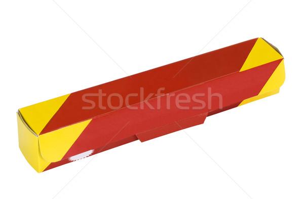 Közelkép csomag fotózás közelkép frissesség stúdiófelvétel Stock fotó © imagedb