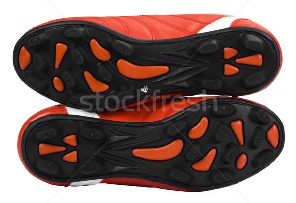 пару спортивных обувь спорт обуви Сток-фото © imagedb