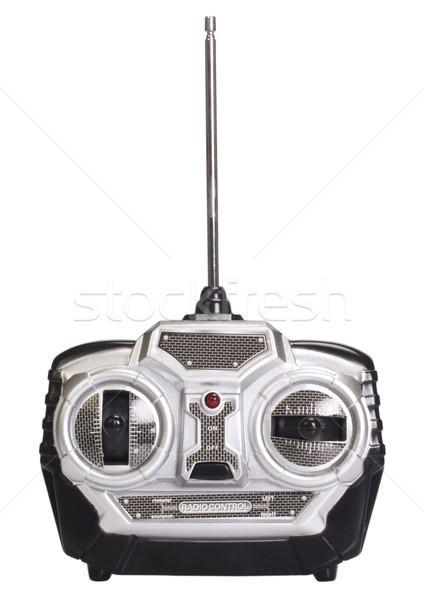 Samochodu kontroler gier technologii zabawki przycisk Zdjęcia stock © imagedb