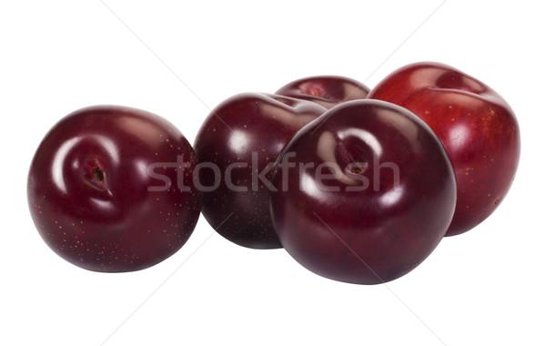 Comida vermelho fotografia horizontal Foto stock © imagedb