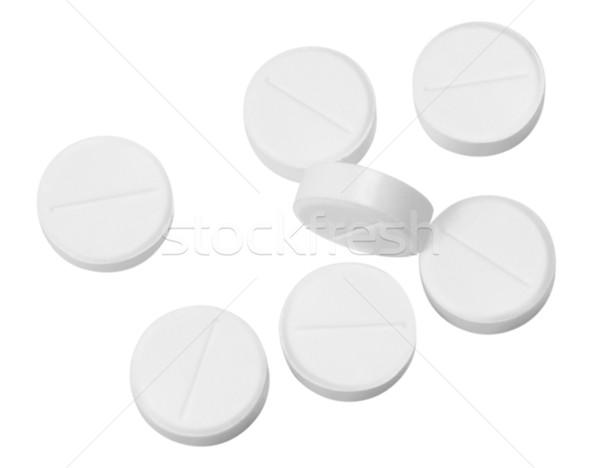 медицина группа аптека защиту решения Сток-фото © imagedb
