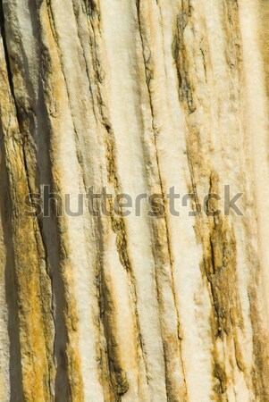 Ruines kolom Athene Griekenland gebroken fotografie Stockfoto © imagedb