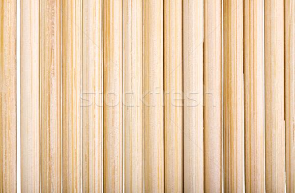 древесины группа горизонтальный коричневый Сток-фото © imagedb