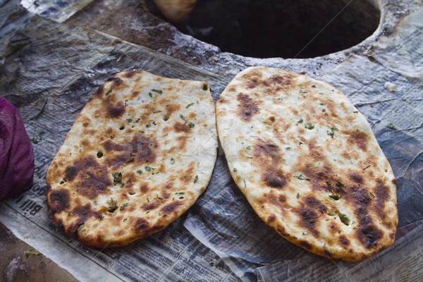 Hint Hindistan gıda yatay Stok fotoğraf © imagedb