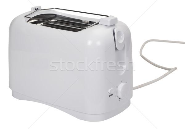 Opiekacz elektryczne drutu plastikowe fotografii Zdjęcia stock © imagedb