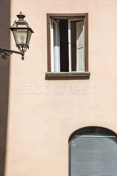 Window of a house Stock photo © imagedb