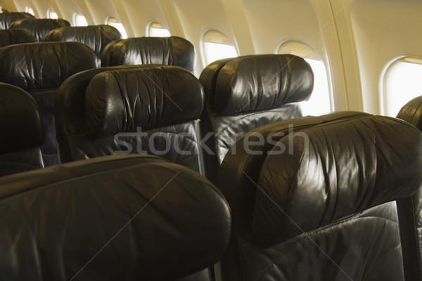 Stok fotoğraf: Uçak · mantar · havaalanı · cumhuriyet · İrlanda · pencere