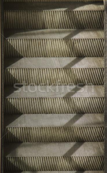 шаги эскалатор Париж Франция современных музее Сток-фото © imagedb