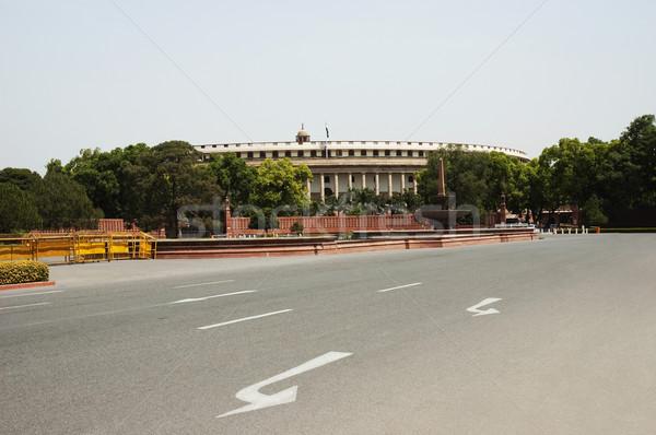 政府 建物 ニューデリー インド 写真 ストックフォト © imagedb