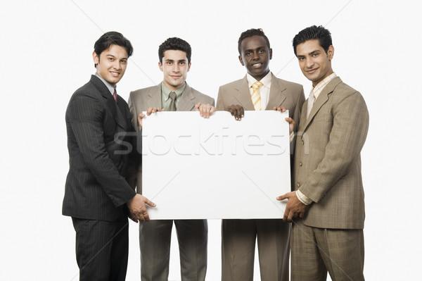 ストックフォト: 肖像 · 4 · ビジネスマン · ビジネス · ビジネスマン