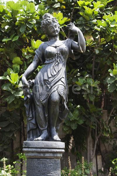 Heykel park yeni delhi Hindistan heykel açık havada Stok fotoğraf © imagedb