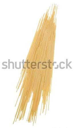 Groep studio spaghetti fotografie close-up Stockfoto © imagedb