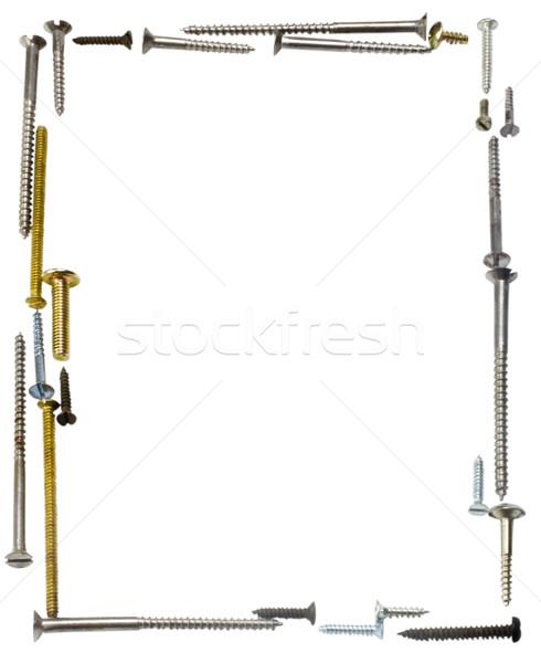 строительство вертикальный простота Сток-фото © imagedb