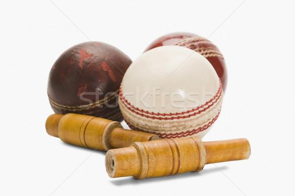 крикет древесины красный кожа Сток-фото © imagedb