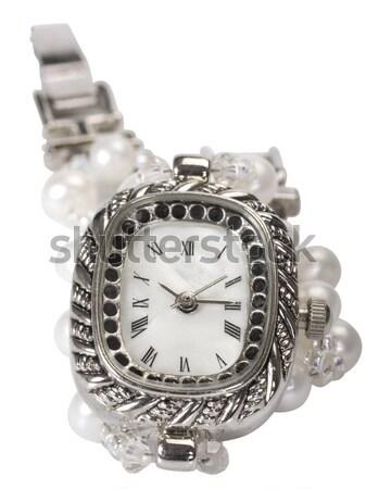クローズアップ 腕時計 時間 魅力 高級 接続 ストックフォト © imagedb