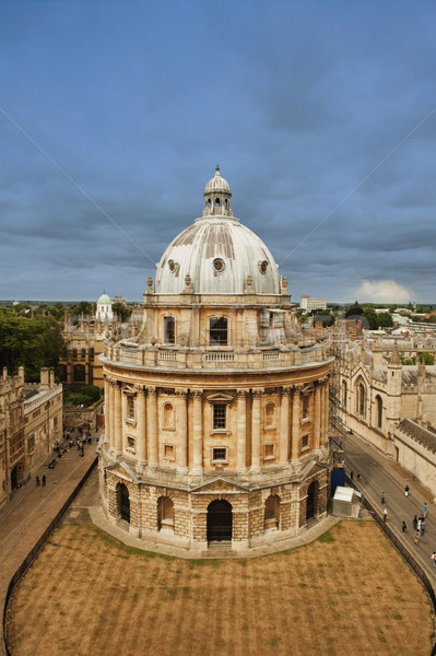 образовательный здании город камеры Оксфорд университета Сток-фото © imagedb