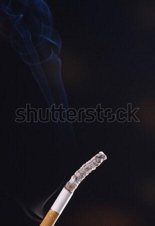 Sigara kül iş ofis Bina Stok fotoğraf © imagedb