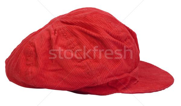 моде дизайна Hat Cap горизонтальный Сток-фото © imagedb