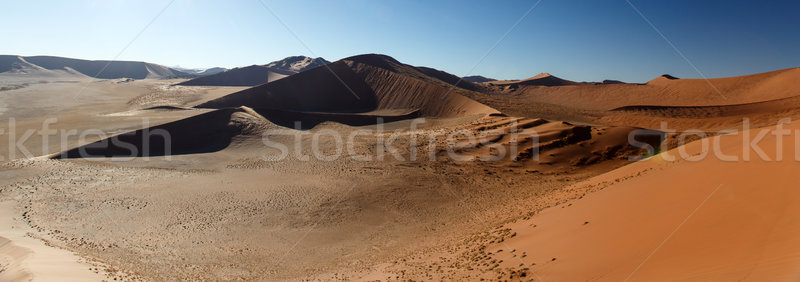 песок Намибия песчаная дюна пейзаж пустыне Африка Сток-фото © imagex