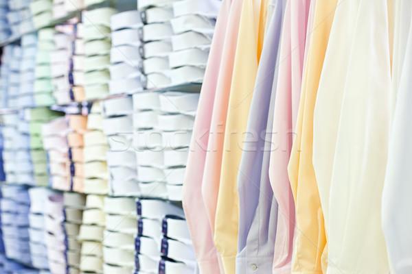 mens wear store Stock photo © imarin