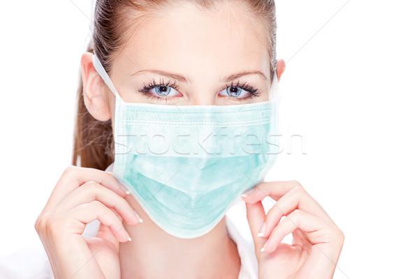 nursing Stock photo © imarin