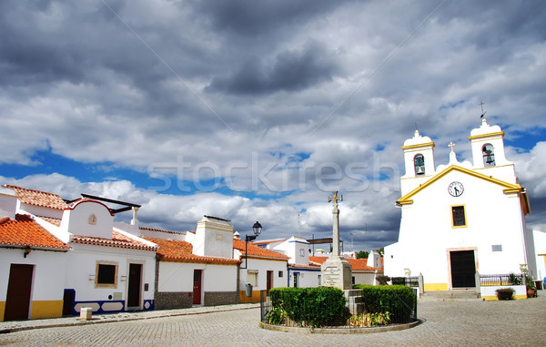 old village, Vila fernando, Elvas, Portugal Stock photo © inaquim