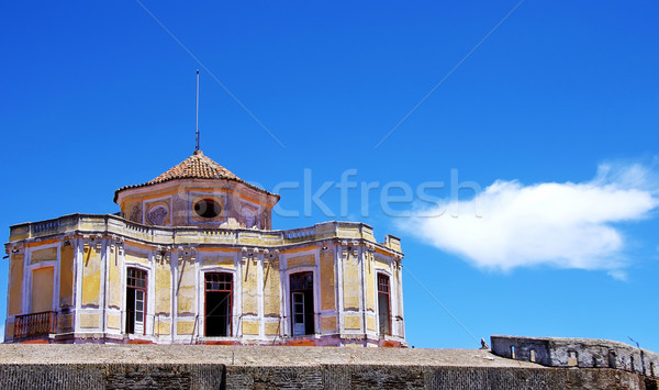 Fort of Grace, Elvas, Portugal Stock photo © inaquim