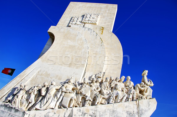 Padrao dos Descobrimentos (Monument to the Discoveries)Untitled Stock photo © inaquim