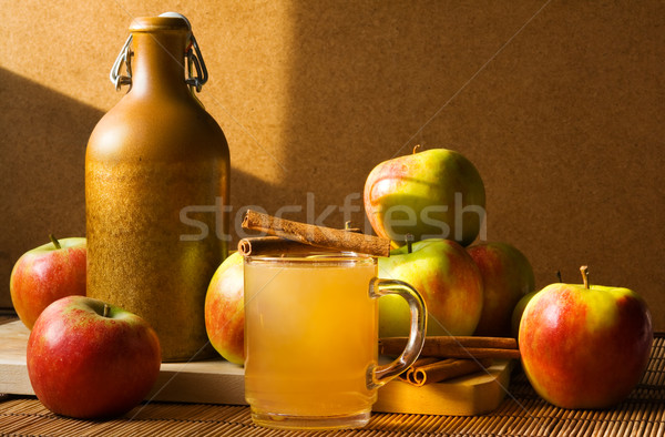 Cider Stock photo © IngaNielsen