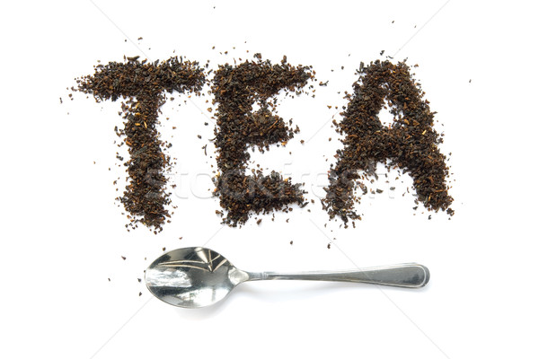 Tea Stock photo © IngaNielsen