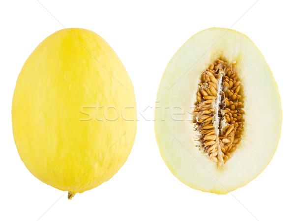 Canary melon Stock photo © IngaNielsen