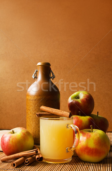 Cider Stock photo © IngaNielsen