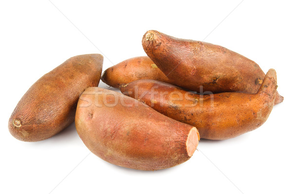 Sweet potatoes Stock photo © IngaNielsen