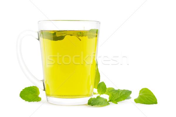 Mint tea Stock photo © IngaNielsen