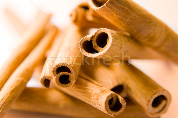 Cinnamon Stock photo © IngaNielsen