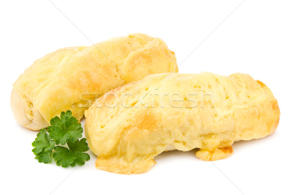 Cheese baguettes Stock photo © IngaNielsen