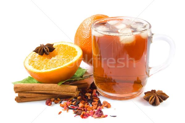 Ice tea Stock photo © IngaNielsen