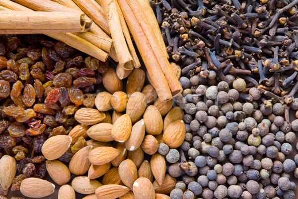 Flavors Stock photo © IngaNielsen