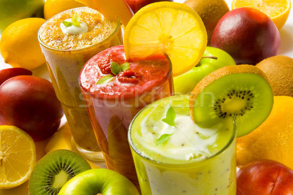 Smoothies Stock photo © IngaNielsen