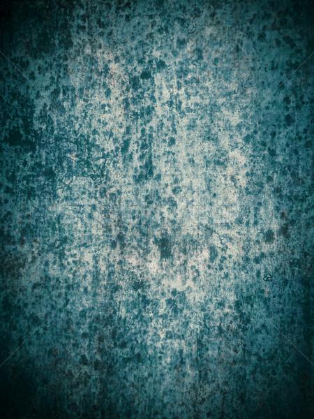 メタリック テクスチャ 古い 壁 塗料 背景 ストックフォト © inoj