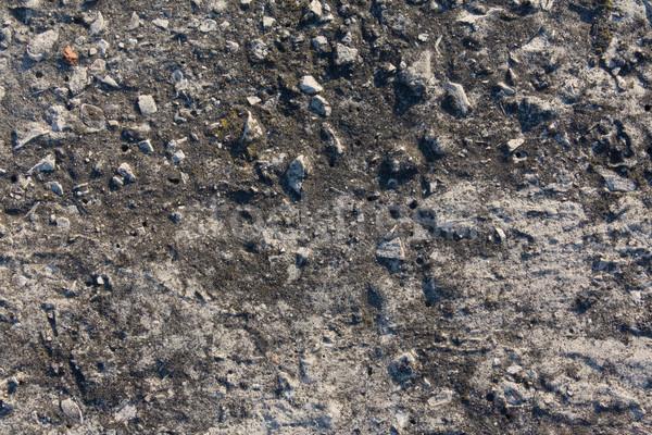 çimento doku arka plan taş kırık antika Stok fotoğraf © inoj