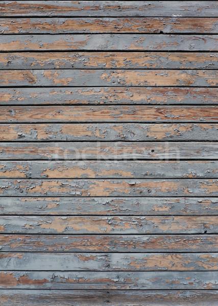 Klasszikus fából készült textúra épület fa építkezés Stock fotó © inoj