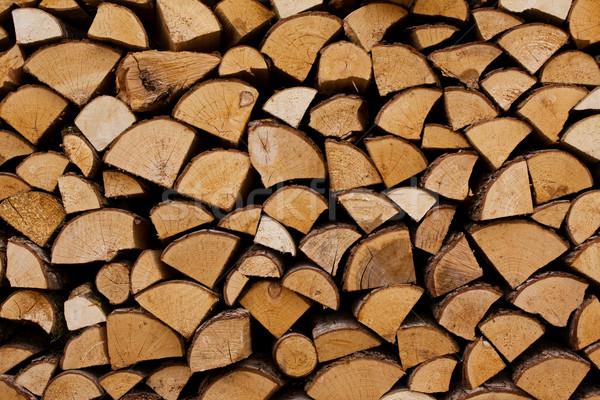 дрова текстуры дерево фон жизни Сток-фото © inoj